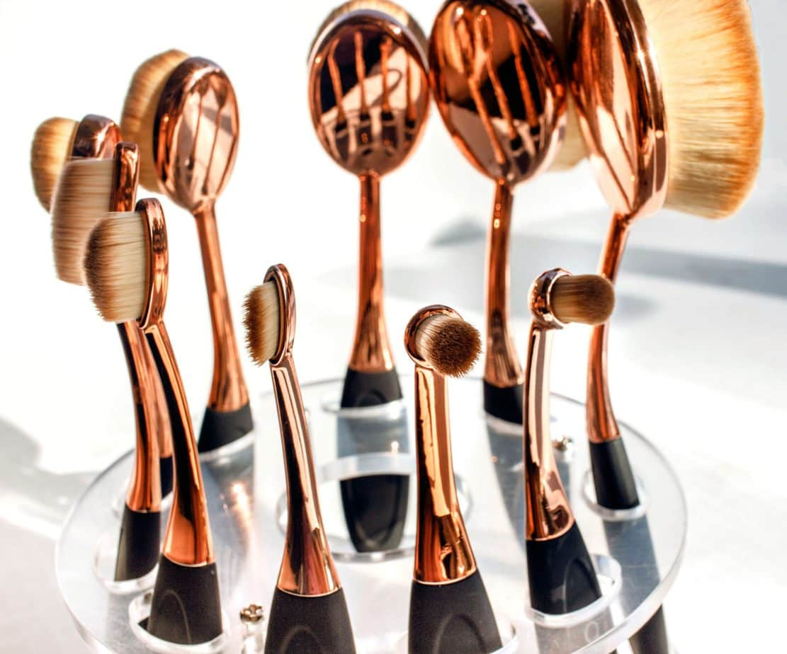 Makeup Brushes - Photography