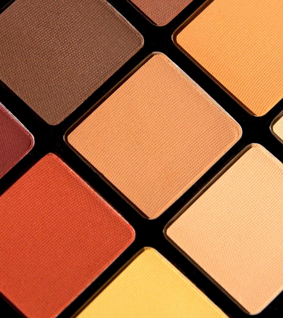 Eyeshadow Macro Cosmetics Product Photographer