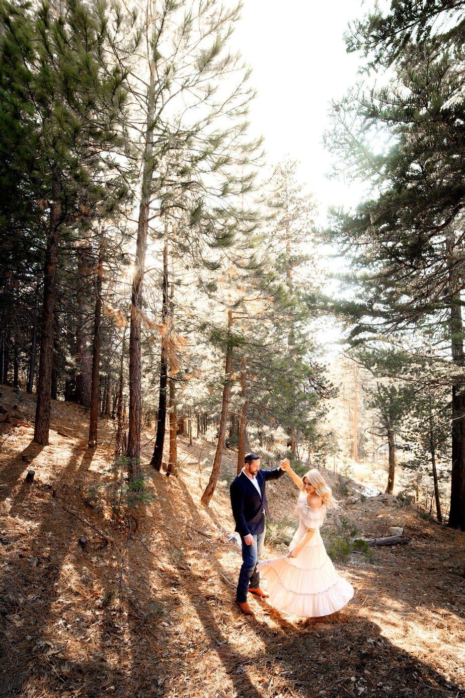 Lifestyle Couple Photographer - Engagement Shoot