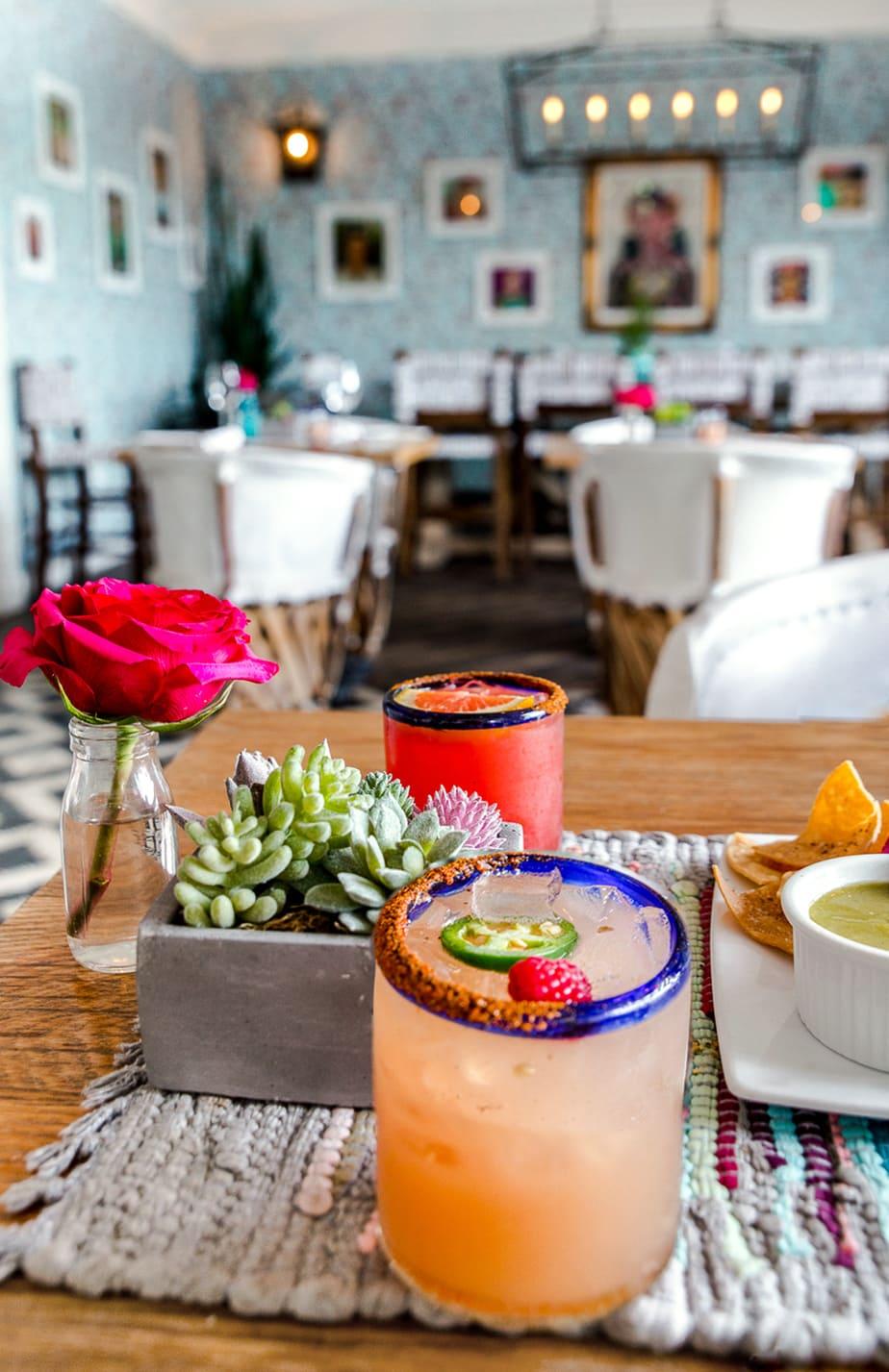 Restaurant Photographer Los Angeles, California