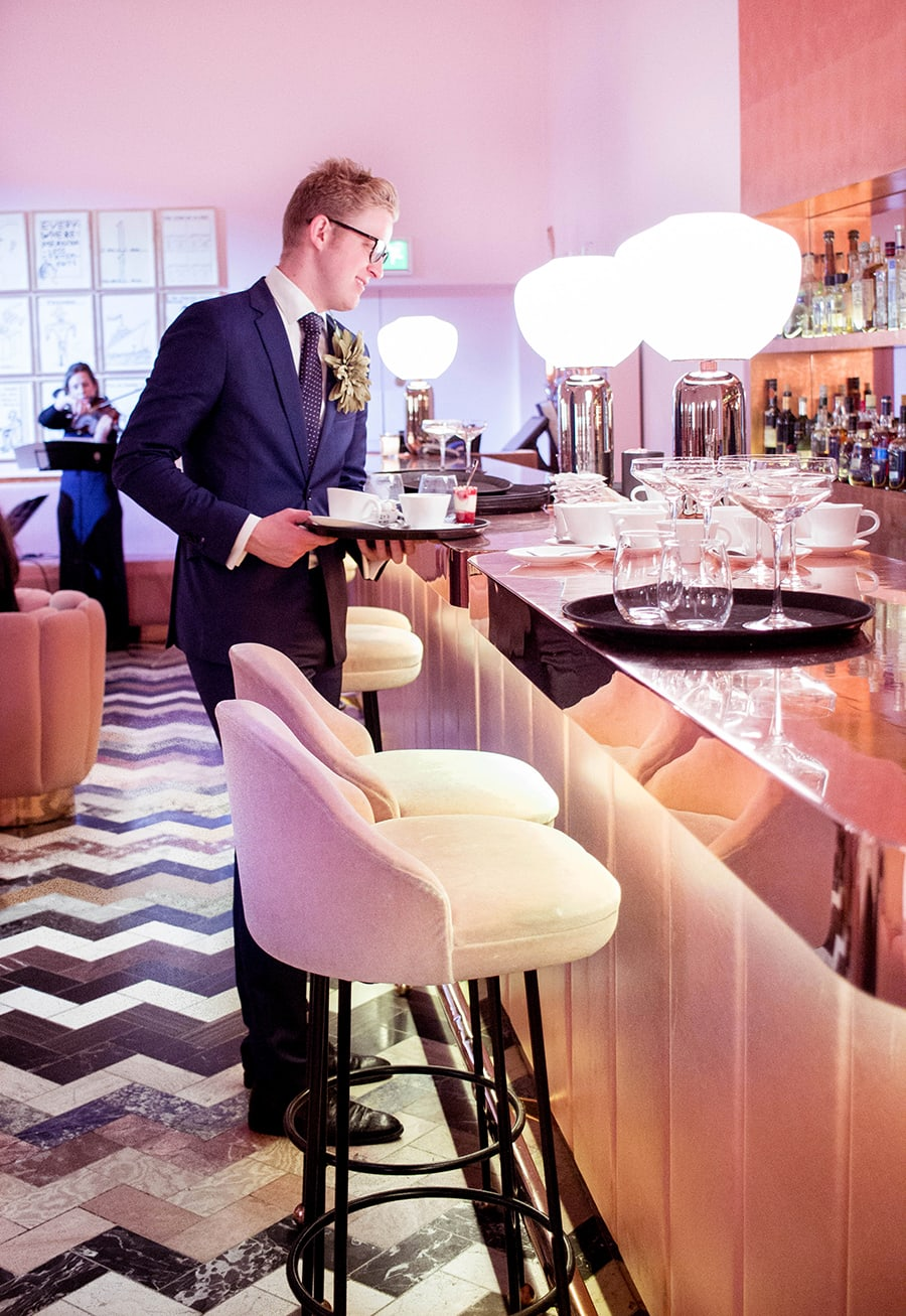 Restaurant and Bar Photographer - Los Angeles