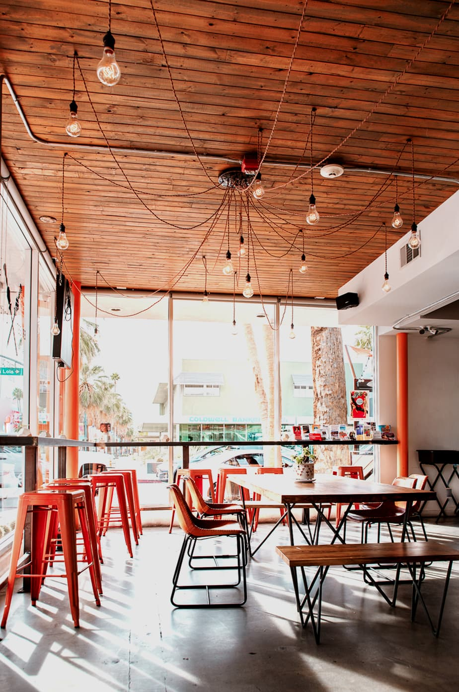 Restaurant and Coffee Shop Photography - Los Angeles